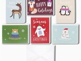 Birthday Card Packs Cheap Sustainable Greetings 48 Pack Of Christmas Winter Holiday