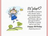 Birthday Card Poems Mom Free Happy Birthday Mom Cards A Mom is someone who