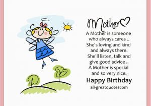 Birthday Card Poems Mom Free Happy Cards A Is Someone Who