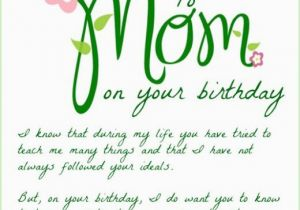 Birthday Card Poems Mom Happy Wishes For Funny Cards