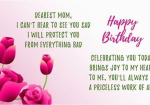 Birthday Card Poems Mom To Send Your Mother And Father For Their