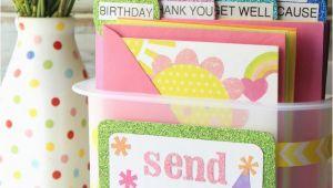 Birthday Card Reminder Folder Birthday Card Reminder Folder