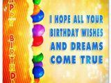 Birthday Card Salutations Happy Birthday Greeting Cards