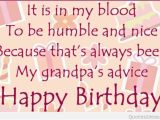 Birthday Card Sayings for Grandpa Happy Birthday Grandma Quotes