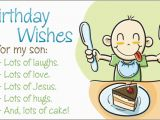 Birthday Card Sayings son Birthday Card for son Quotes Quotesgram