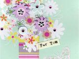 Birthday Card Service Uk Vase Flowers Handmade Birthday Card Cards Love Kates