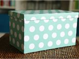 Birthday Card Storage Box Iheart organizing Greetings Card organization