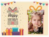Birthday Card with Photo Upload Birthday Card Upload Photo Card Design Ideas