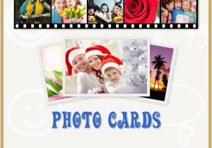 Birthday Card with Photo Upload Free Photo Insert Christmas Cards 2017 Best Template Examples