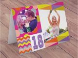 Birthday Card with Photo Upload Free Photo Upload Birthday Card Multi Coloured Patterns