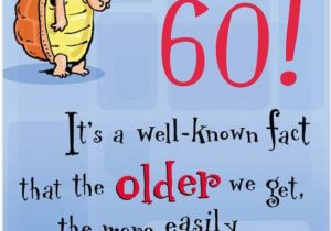 Birthday Cards 60 Years Old Funny Amsbe Card 60th