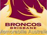 Birthday Cards Brisbane Brisbane Broncos Nrl Rugby League Sports