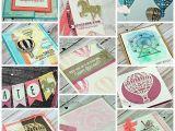 Birthday Cards Brisbane Onstage Live Brisbane 2016 Display Stamper Samples