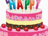 Birthday Cards Cakes Pictures Fodselsdag Tegning Gaver Stock Vektor