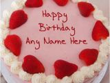 Birthday Cards Cakes Pictures Write Name On Happy Birthday Image for Him Wishes