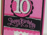 Birthday Cards for 10 Years Old Girl Cards for 8 Year Old Girls theeverydayscrapbooker