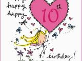 Birthday Cards for 10 Years Old Girl Cute Birthday Messages for 10 Years Old Wishesgreeting