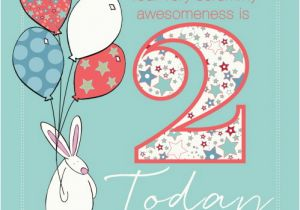 Birthday Cards For 2 Year Old Boy A Special Baby Who Is Two Today