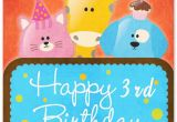 Birthday Cards for 3 Years Old Girl 3rd Birthday Wishes