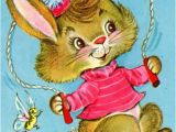Birthday Cards for 3 Years Old Girl Items Similar to Child Birthday Card Bunny Rabbit for