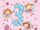 Birthday Cards for 3 Years Old Girl Kids Cards Kids Birthday Cards