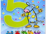 Birthday Cards For 5 Year Olds Happy 5th Wishes Old Boy Or