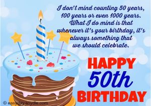 Birthday Cards For 50 Year Old Woman 50th Wishes And Messages