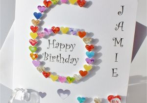 Birthday Cards For 6 Year Olds Handmade 3d 39 Card 6th Personalised