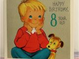 Birthday Cards for 8 Year Old Boy Items Similar to Birthday Card 8 Year Old Boy and His