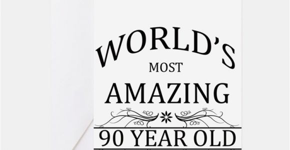 Birthday Cards For 90 Year Old Man Greeting Card Ideas