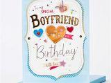 Birthday Cards for A Boyfriend Boxed Birthday Card to My Special Boyfriend Only 1 99