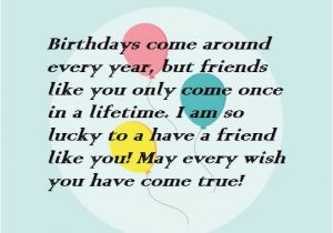 Birthday Cards For A Friend Quotes Wishes Best