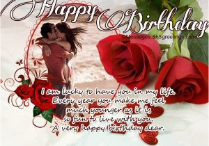 Birthday Cards For A Lover Wishes 365greetings Com