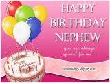 Birthday Cards for A Nephew 42 Birthday Wishes for Nephew