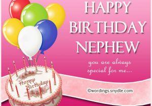 Birthday Cards For A Nephew Birthday Wishes For Nephew Happy