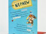 Birthday Cards for A Nephew Birthday Card Greetings Nephew Only 99p