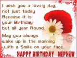 Birthday Cards for A Nephew Happy Birthday Nephew Wishbirthday Com
