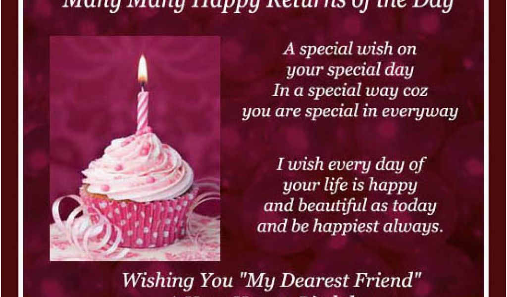 Download By SizeHandphone Tablet Desktop Original Size Back To Birthday Cards For A Special Friend