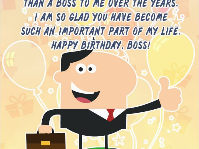Happy Birthday Cards For My Manager Quotes