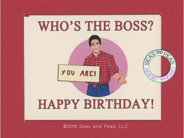 Download By SizeHandphone Tablet Desktop Original Size Back To Birthday Cards For Boss Funny