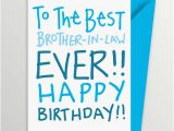Birthday Cards for Brother In Law Free Birthday Card for Brother In Law by A is for Alphabet