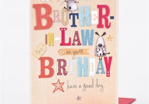 Birthday Cards For Brother In Law Free Card You Only 79p
