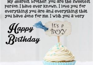 Birthday Cards For Brother With Name Sweetest Person Wishes