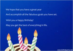 Birthday Cards for Business associates Birthday Quotes for Employees Quotesgram