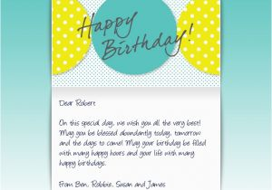 Birthday Cards for Business associates Corporate Birthday Ecards Employees Clients Happy