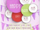 Birthday Cards for Business Customers 75 Best Birthday Wishes for Clients and Customers Client