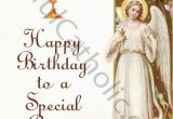 Birthday Cards for Catholic Priests Happy Birthday to A Special Priest Greeting Card
