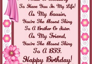 Birthday Cards For Cousin Sister Happy Pictures Images