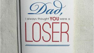 Birthday Cards for Dad From Daughter Funny Father Birthday Card Funny Dad I Always thought You Were A