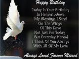 Birthday Cards for Dad In Heaven Happy Birthday In Heaven Wishes Quotes Images